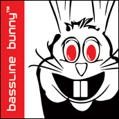 bassline bunny™ Cover Artwork