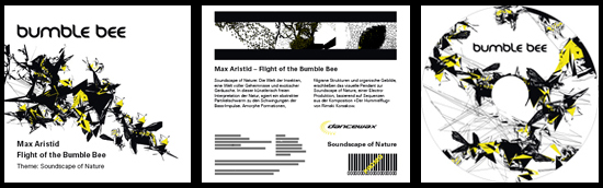 Max Aristid Bumble Bee Cover
